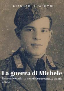 Voluntariadobaleares2014.es La guerra di Michele Image