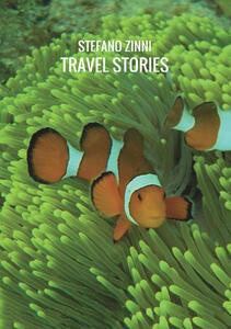 Travel stories - Stefano Zinni - copertina