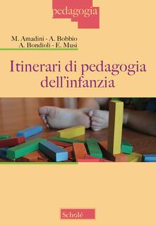 Daddyswing.es Itinerari di pedagogia dell'infanzia Image