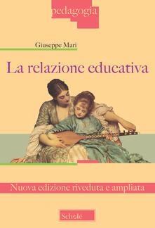 Ilmeglio-delweb.it La relazione educativa Image