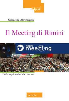 Warholgenova.it Il meeting di Rimini. Dalle inquietudini alle certezze Image