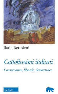 Winniearcher.com Cattolicesimi italiani. Conservatore, liberale, democratico Image