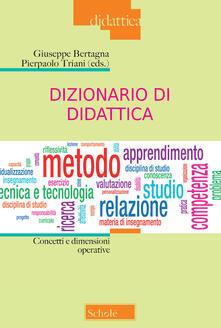 Tegliowinterrun.it Dizionario di didattica. Concetti e dimensioni operative Image