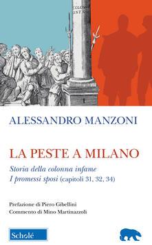 Antondemarirreguera.es La peste a Milano-Storia della colonna infame Image