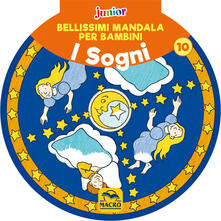 Camfeed.it Bellissimi mandala per bambini. Vol. 10: sogni, I. Image
