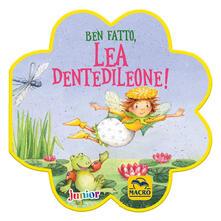 Winniearcher.com Ben fatto, Lea Dentedileone! Ediz. a colori Image