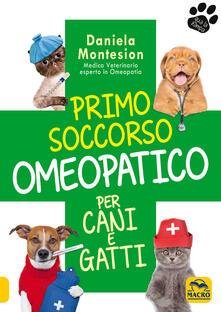 Capturtokyoedition.it Primo soccorso omeopatico per cani e gatti Image
