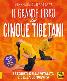 Il grande libro dei 5 tibetani - Jean-Louis Abrassart - copertina