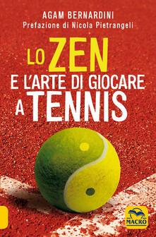 Grandtoureventi.it Lo zen e l'arte di giocare a tennis Image