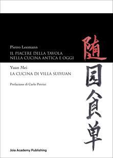 Grandtoureventi.it Il piacere della tavola nella cucina antica e oggi-La cucina di Villa Suyuan Image