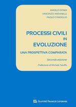 Processi civili in evoluzione. Una prospettiva comparata
