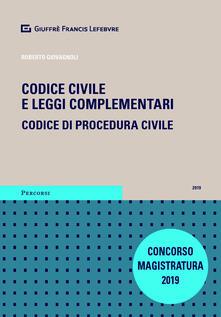 Voluntariadobaleares2014.es Codice civile e leggi complementari. Codice di procedura civile. Concorso magistratura Image