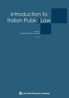 Camfeed.it Introduction to Italian Public Law Image