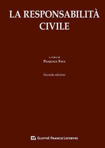 La responsabilità civile - copertina
