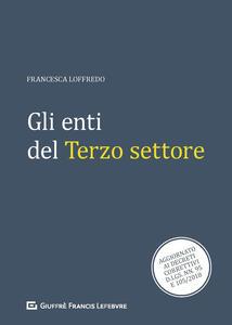 Gli enti del Terzo settore - Francesca Loffredo - copertina