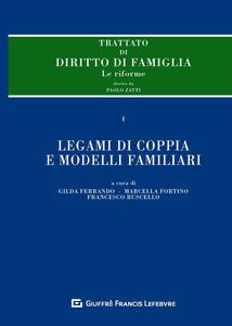 Trattato di diritto di famiglia. Le riforme - copertina