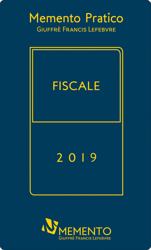 Memento fiscale 2019