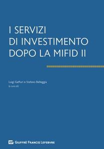 I servizi di investimento dopo la Mifid II - copertina