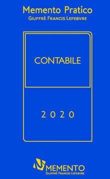 Camfeed.it Memento pratico. Contabile 2020 Image