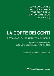 La Corte dei Conti. Responsabilità, contabilità e controllo.pdf