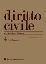 Diritto civile. Vol. 4: obbligazione, L'.