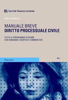 Diritto processuale civile. Manuale breve.pdf