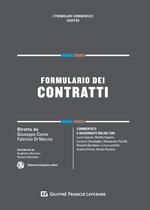 Formulario dei contratti