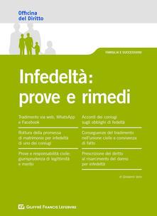 Amatigota.it Infedeltà: prove e rimedi Image