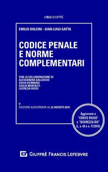 3tsportingclub.it Codice penale e norme complementari Image