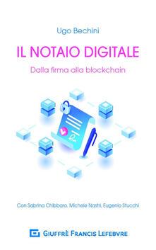 Parcoarenas.it Il notaio digitale. Dalla firma alla blockchain Image