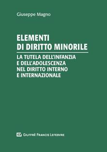 Lpgcsostenible.es Elementi di diritto minorile Image