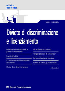 Amatigota.it Divieto di discriminazione e licenziamento Image