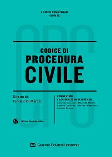 Recuperandoiltempo.it Codice di procedura civile Image