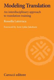Winniearcher.com Modeling translation. An interdisciplinary approach to translation training Image