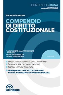 Fondazionesergioperlamusica.it Compendio di diritto costituzionale Image