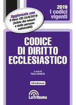 Codice di diritto ecclesiastico