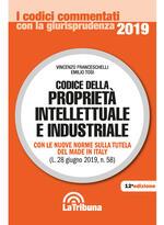 Codice della proprietà intellettuale e industriale