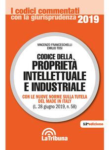 Promoartpalermo.it Codice della proprietà intellettuale e industriale Image