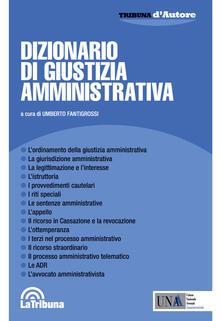 Dizionario di giustizia amministrativa.pdf