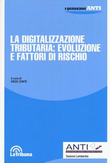 Camfeed.it La digitalizzazione tributaria: evoluzione e fattori di rischio Image