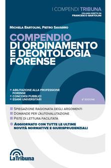 Secchiarapita.it Compendio di ordinamento e deontologia forense Image