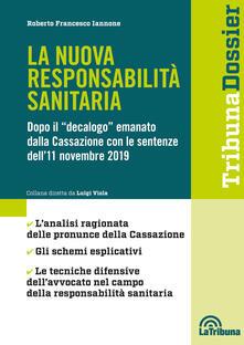 Fondazionesergioperlamusica.it La nuova responsabilità sanitaria Image
