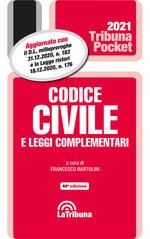 Codice civile e leggi complementari 2021