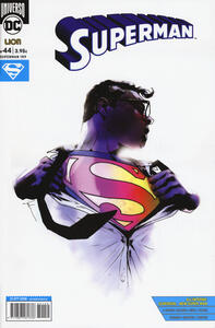Superman. Vol. 44 - copertina