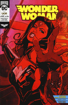 Festivalpatudocanario.es Wonder Woman. Vol. 44 Image