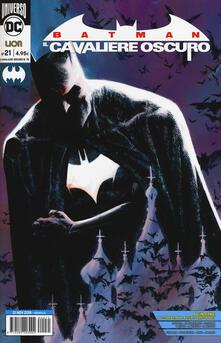 Batman. Il cavaliere oscuro. Vol. 21 - copertina