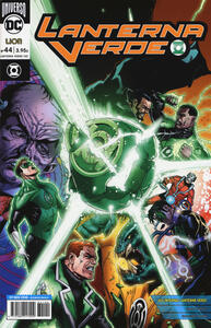 Lanterna Verde. Vol. 44 - copertina