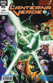 Criticalwinenotav.it Lanterna Verde. Vol. 44 Image