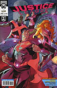 Filmarelalterita.it Justice League. Vol. 42 Image