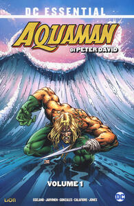 Aquaman. Vol. 1 - Peter David - copertina